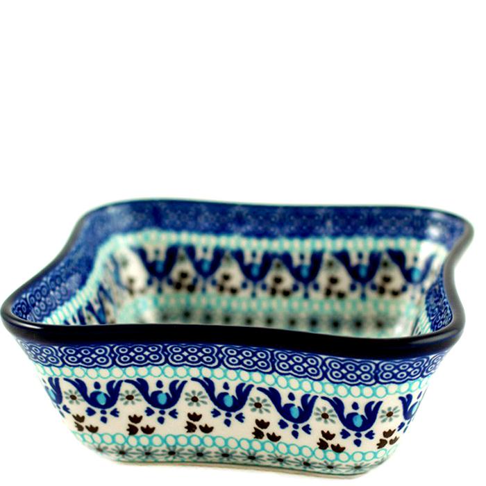 Салатник Ceramika Artystyczna квадратный