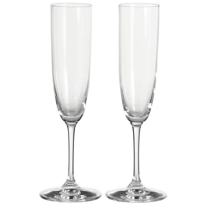 Набор из двух бокалов для шампанского Riedel Vinum 160 мл
