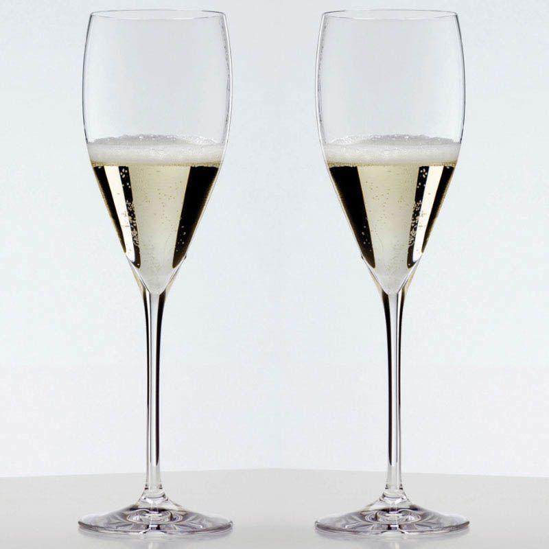 Набор бокалов Riedel Vinum XL для шампанского 343мл 2шт