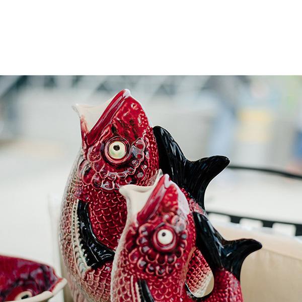 Кувшин Bordallo Pinheiro Рыбка