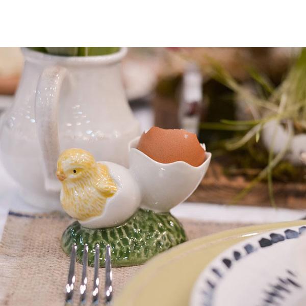 Подставка под яйцо Bordallo Pinheiro Первые дни