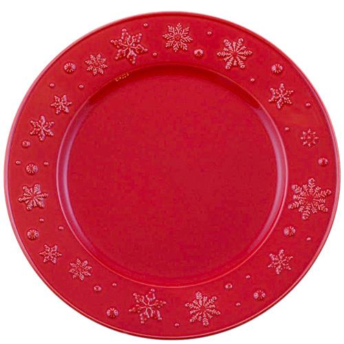 Подставная тарелка Bordallo Pinheiro Снежинки