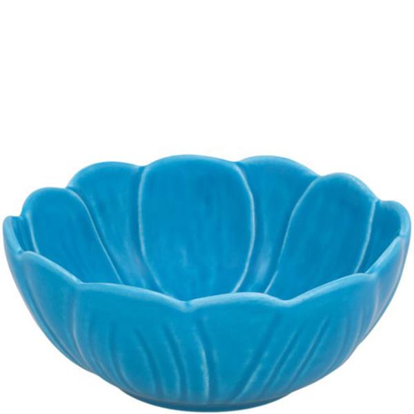 Набор из 6 пиал Bordallo Pinheiro Кувшинка голубого цвета