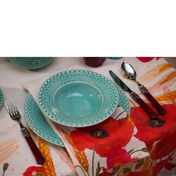 Набор из 6 подставных тарелок Bordallo Pinheiro Фантазия