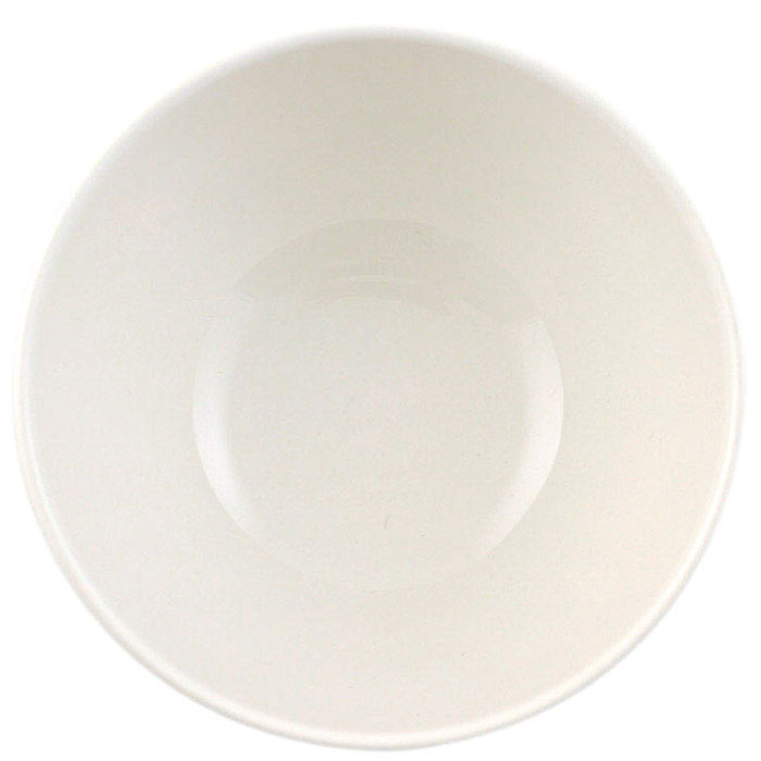 Пиала для супа Bordallo Pinheiro Снежинки бежевого цвета