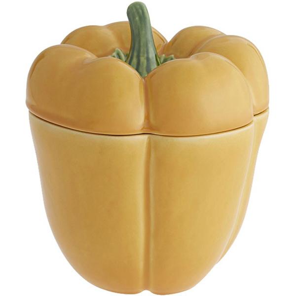 Банка для сыпучих Bordallo Pinheiro Желтый перец