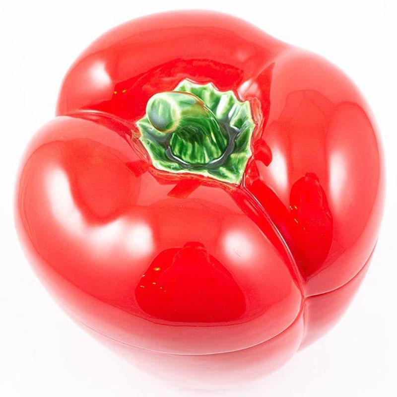 Большая емкость Bordallo Pinheiro Перец красный