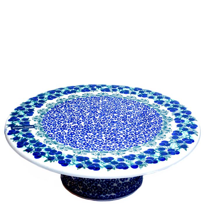 Тортовница Ceramika Artystyczna на ножке
