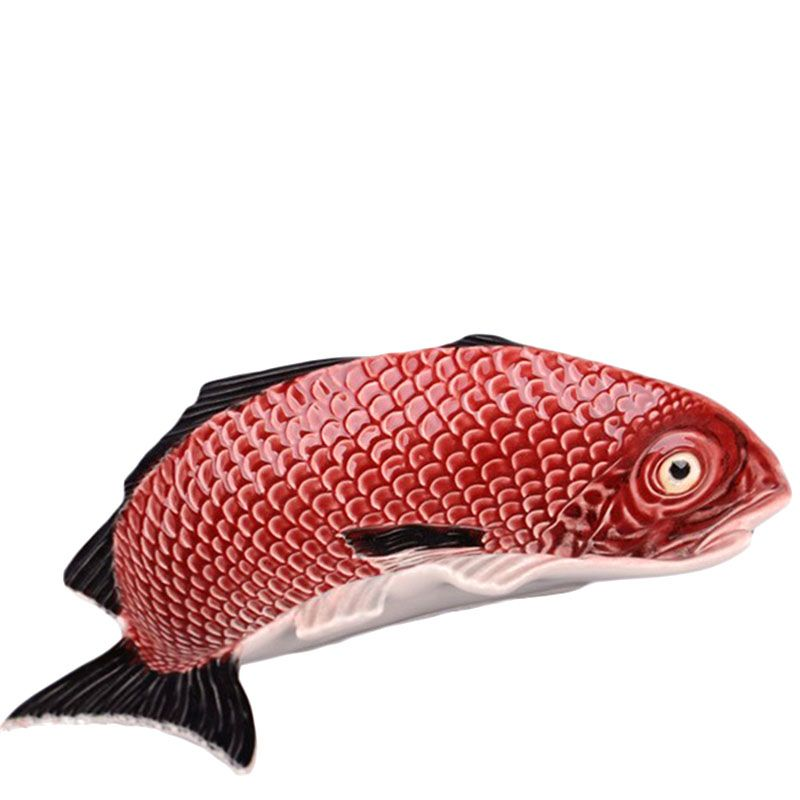 Блюдо для рыбы Bordallo Pinheiro из керамики