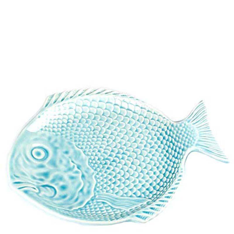 Блюдо для рыбы Bordallo Pinheiro фигурной формы