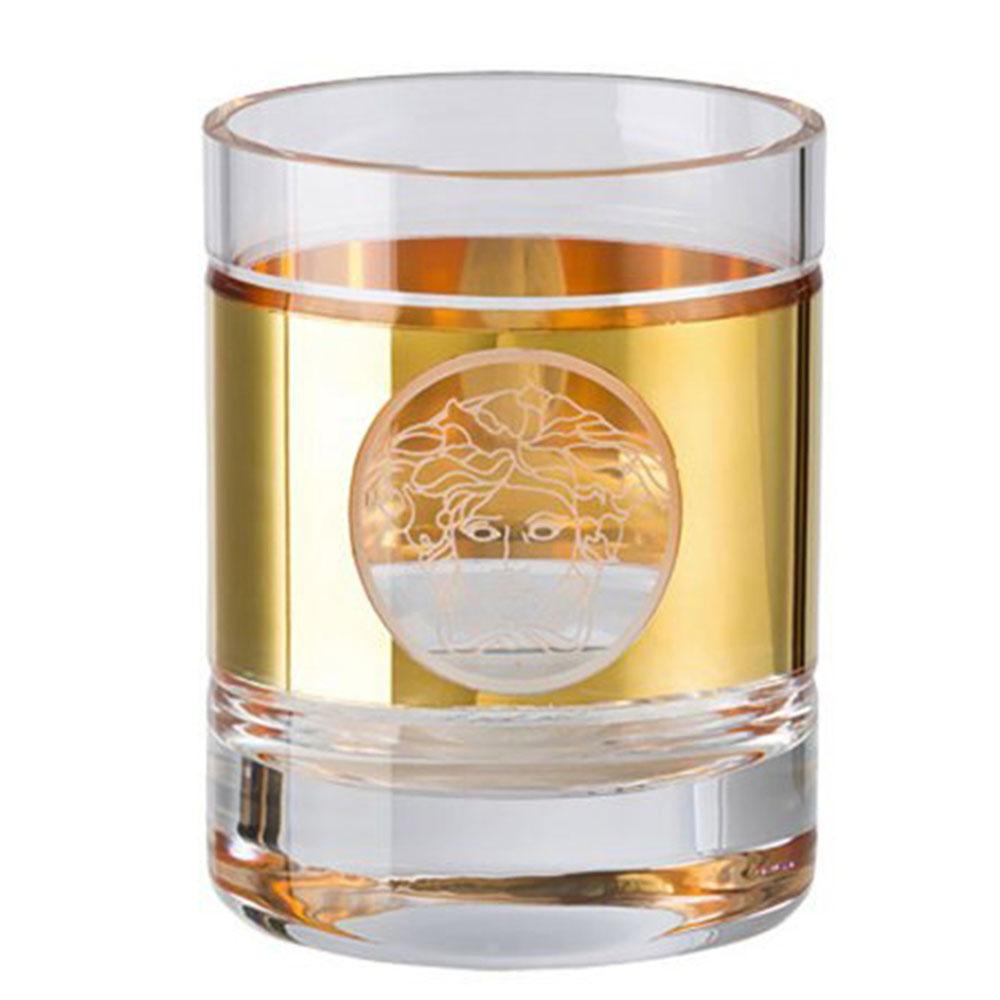 Бокал для виски Rosenthal Versace Medusa Madness Oro