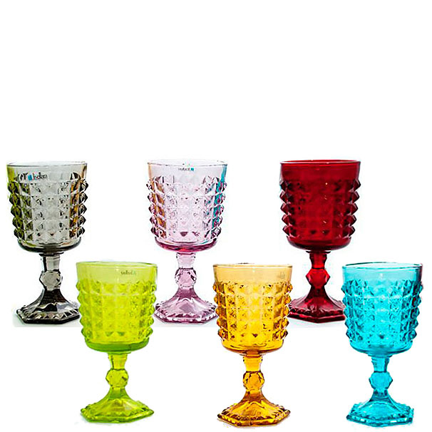 Набор бокалов с узором Livellara Tiffany