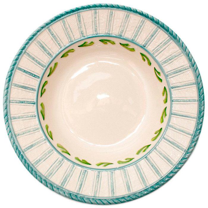 Глубокая тарелка Fitz and Floyd Морская 22,5см