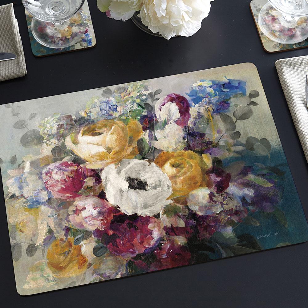 Сервировочные подставки Cala Home Fall Bouquet 4шт