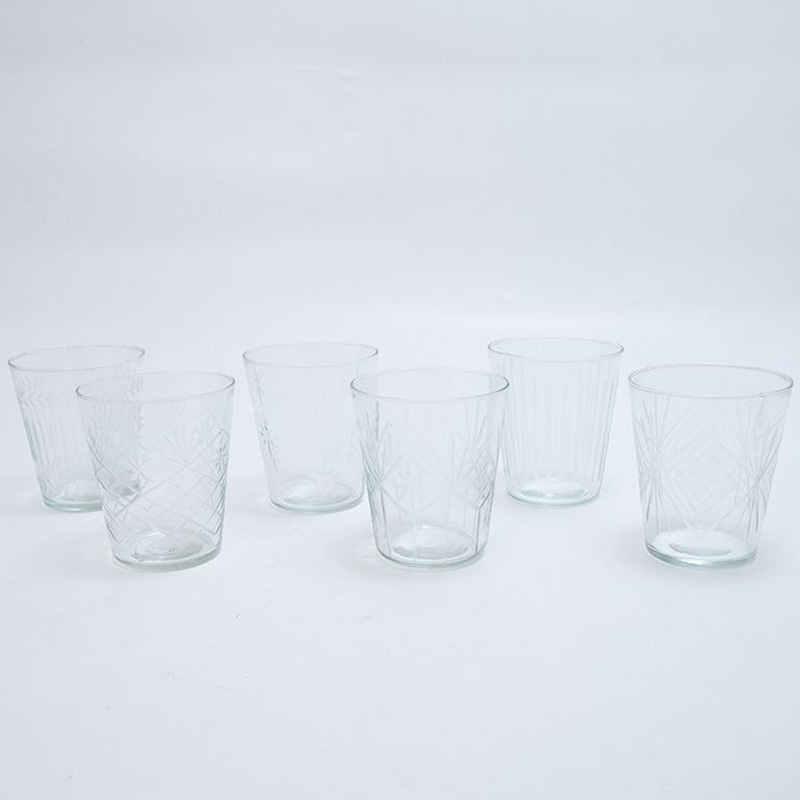 Набор стаканов для воды HOFF Interieur 6шт