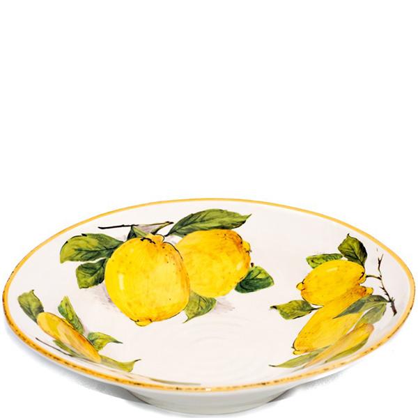Салатник Bizzirri Лимоны