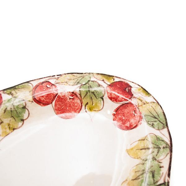 Блюдо овальное Bizzirri Frutta