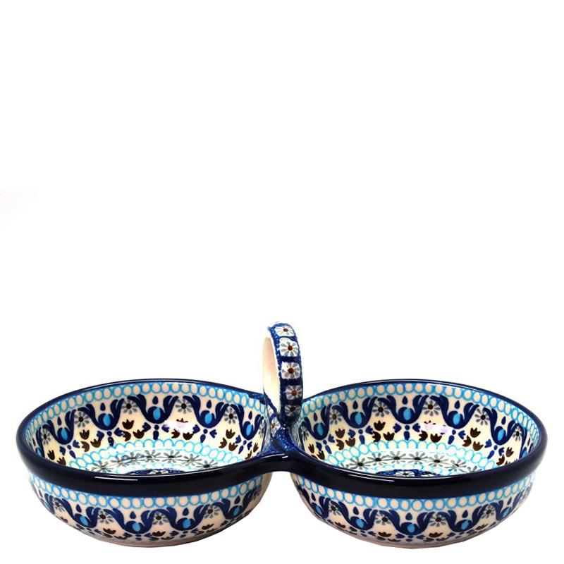Пиала двойная Ceramika Artystyczna Марракеш