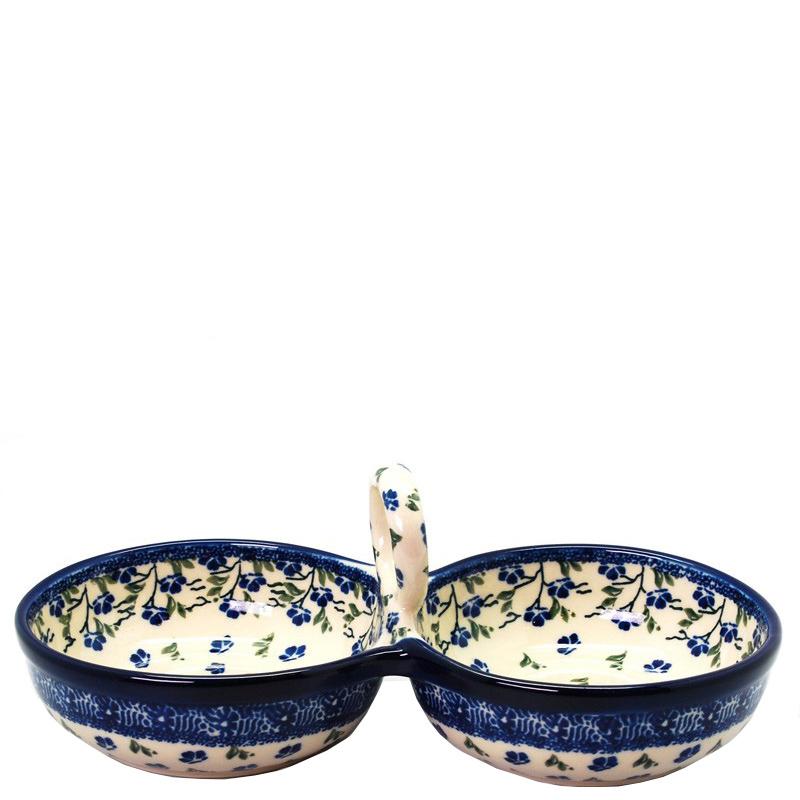 Пиала двойная Ceramika Artystyczna Летний ветерок