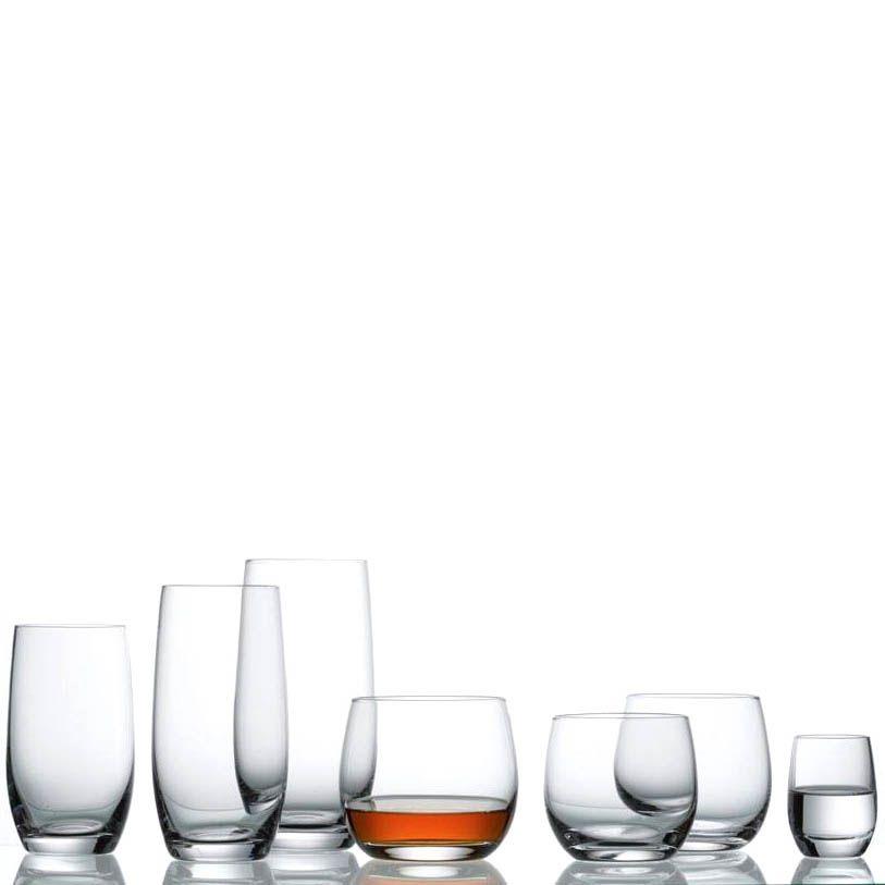 Набор бокалов для виски Schott Zwiesel Banquet из ударопрочного стекла малый 260 мл