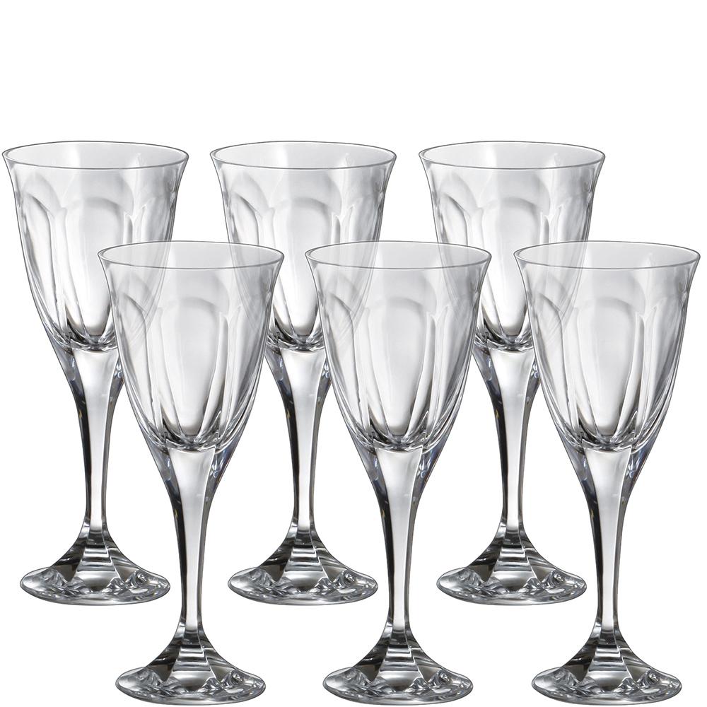 Набор из 6 бокалов FMF Bohemia Windsor для белого вина