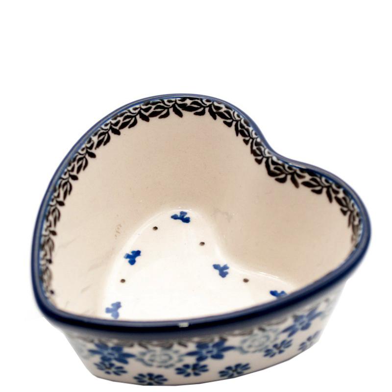 Пиала для меда Ceramika Artystyczna сердце