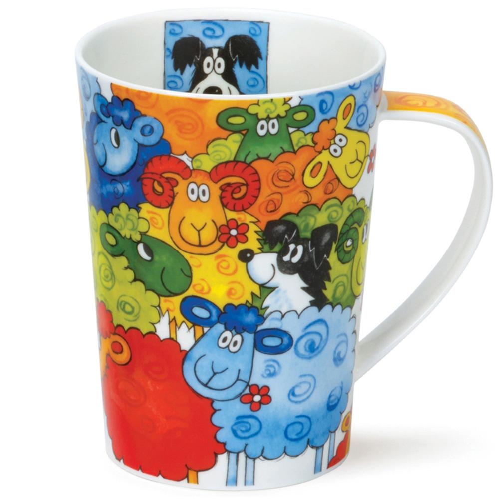 Чашка Dunoon Argyl Hide&Seek Sheep