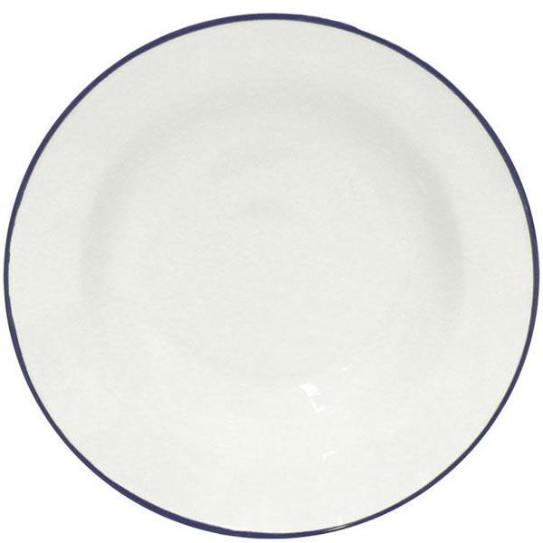 Набор из 6 тарелок для супа Costa Nova Beja белого цвета 600мл