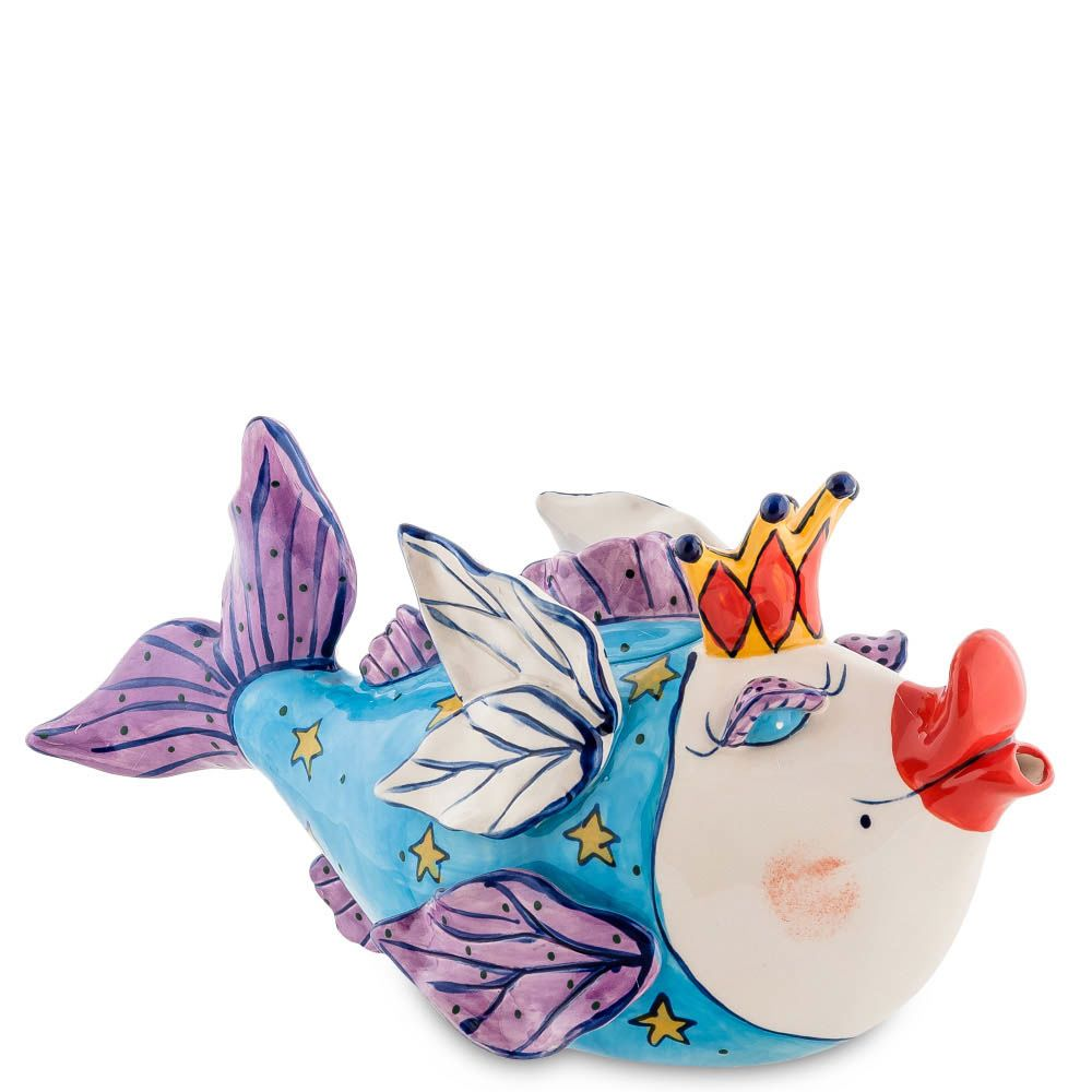Заварочный чайник Pavone Рыба-Королева