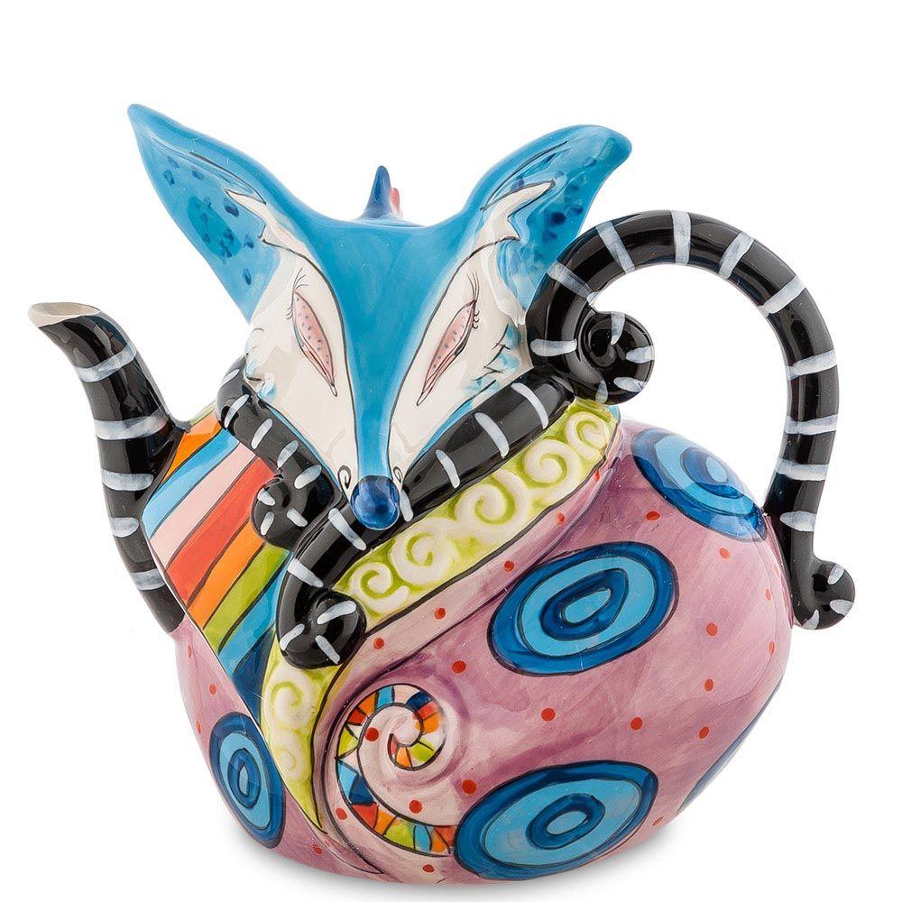Заварочный чайник Pavone Гламурная лиса
