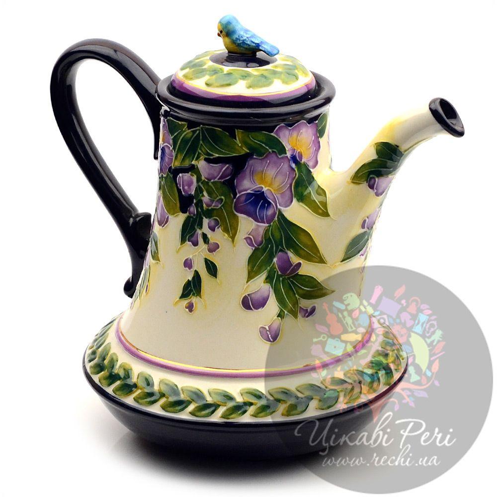 Заварочный чайник Blue sky «Глициния»
