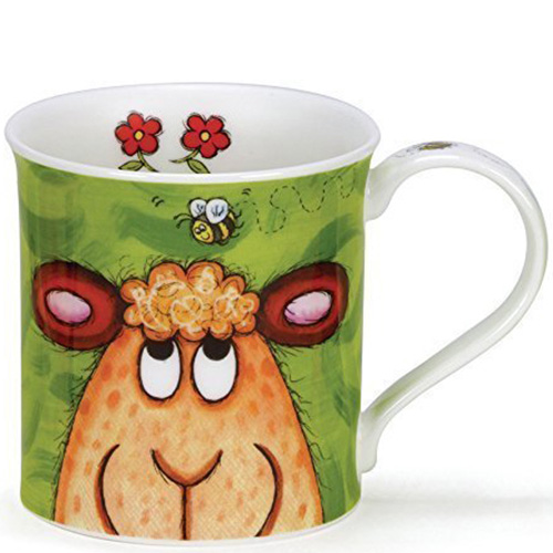 Чашка Dunoon Bute Peppers Sheep 0,3 л