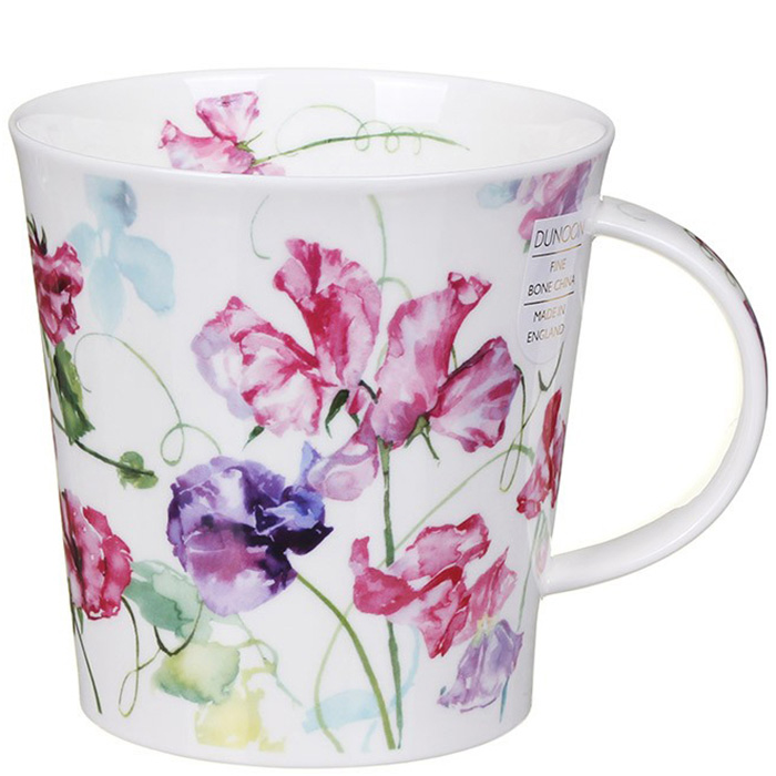 Чашка Dunoon Cairngorm Country Garden Сладкий горошек 0,48 л