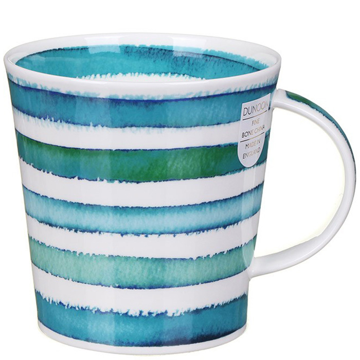 Чашка Dunoon Cairngorm  Hoopla! Turquoise 0,48 л