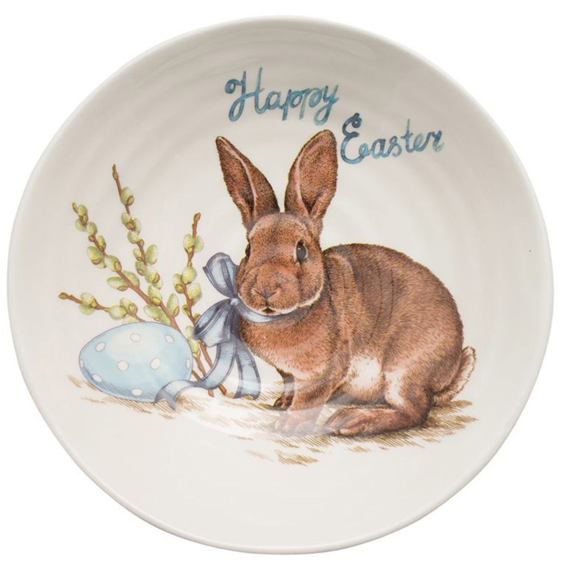 Салатник Ceramica Cuore Пасхальный кролик