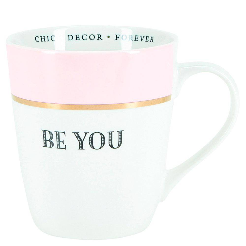 Кружка кофейная Miss Etoile Be you