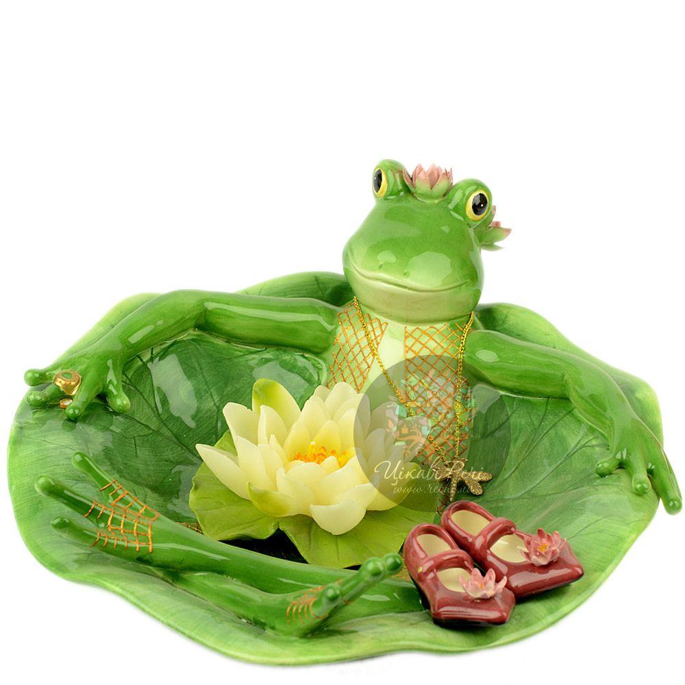 Блюдо Лягушка Pavone