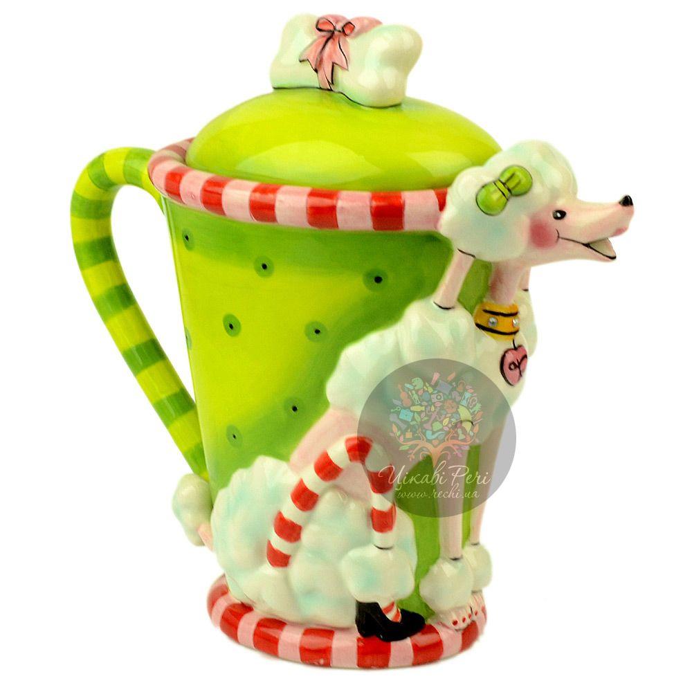 Заварочный чайник Пудель Pavone