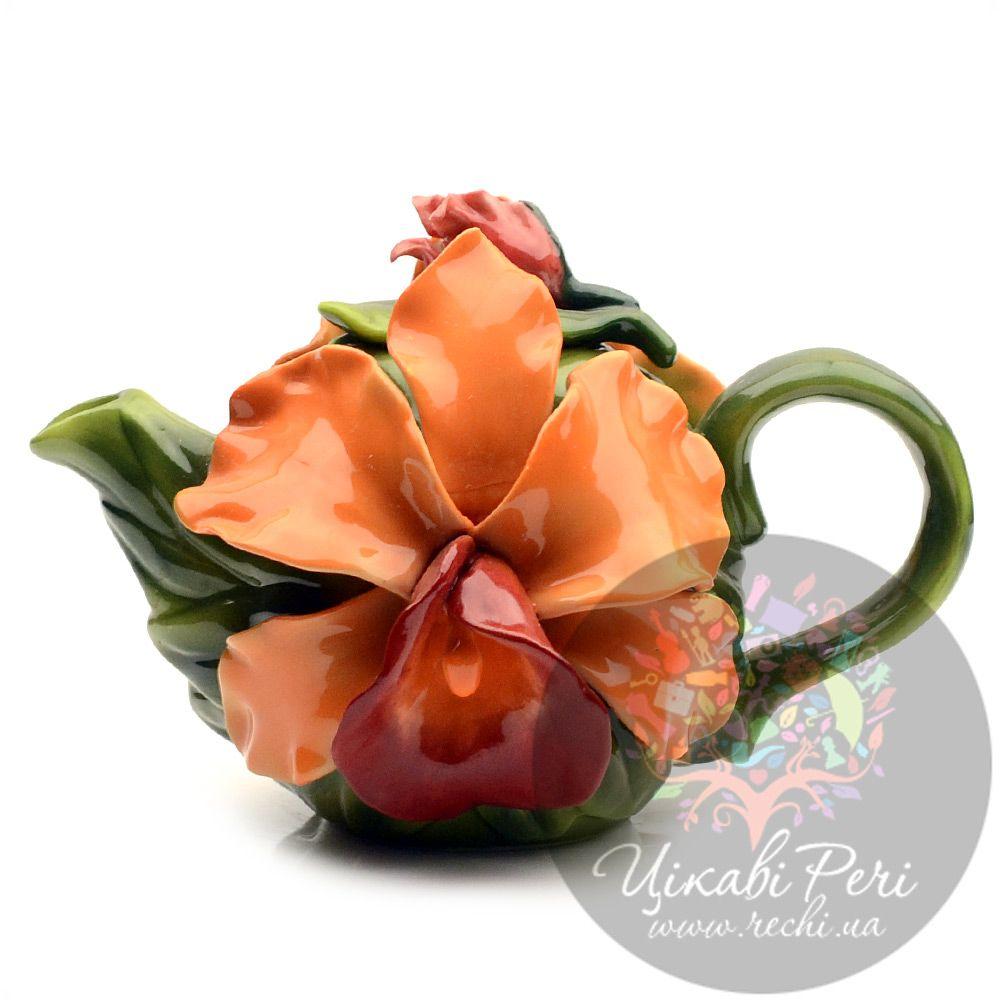 Заварочный чайник Pavone «Орхидея»