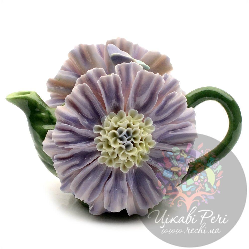 Заварочный чайник Pavone «Георгин»