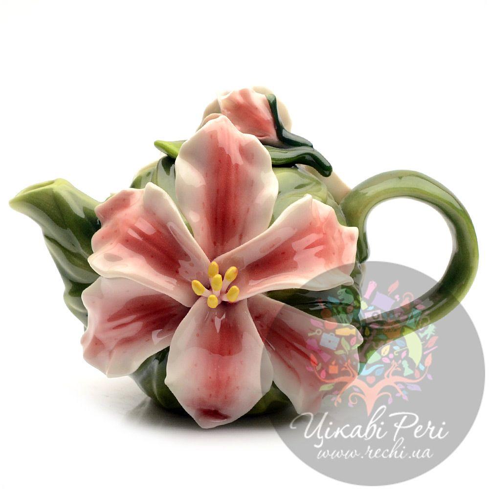 Заварочный чайник Pavone «Лилия»