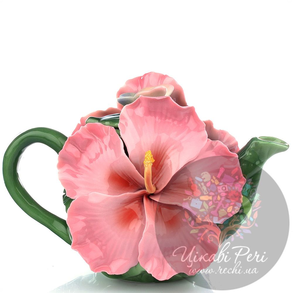 Заварочный чайник Pavone «Гибискус»