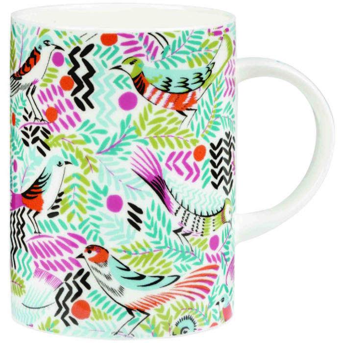 Чашка Churchill Collier Campbell объемом 0,275 л с рисуноком птиц