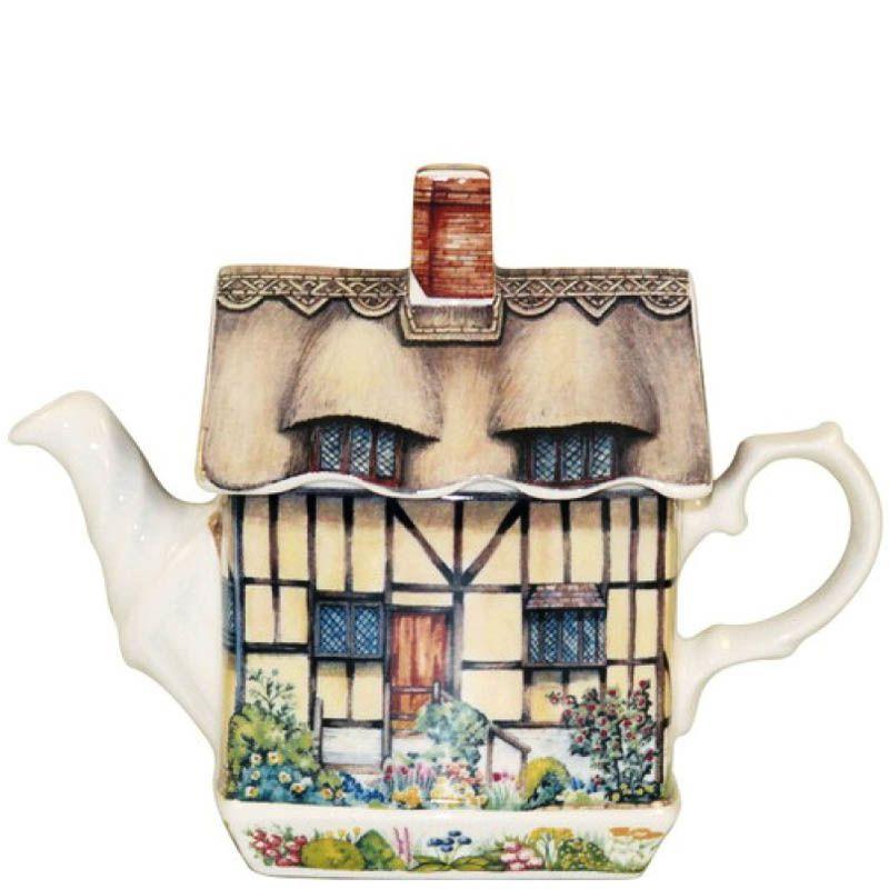 Чайник с крышкой дом Энны Хатауэй Churchill James Sadler