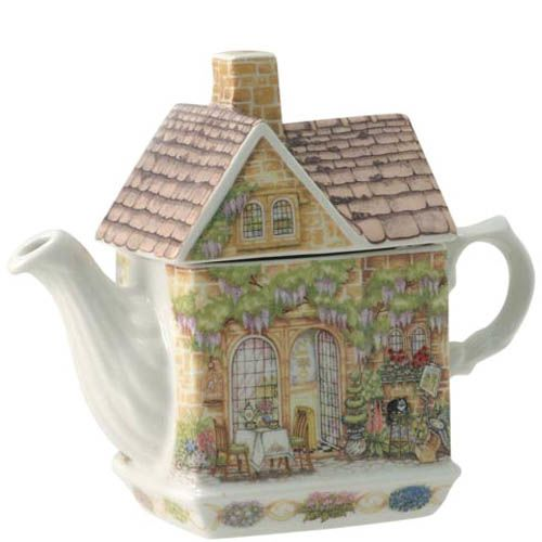 Чайник с крышкой Wysteria Lodge Churchill James Sadler