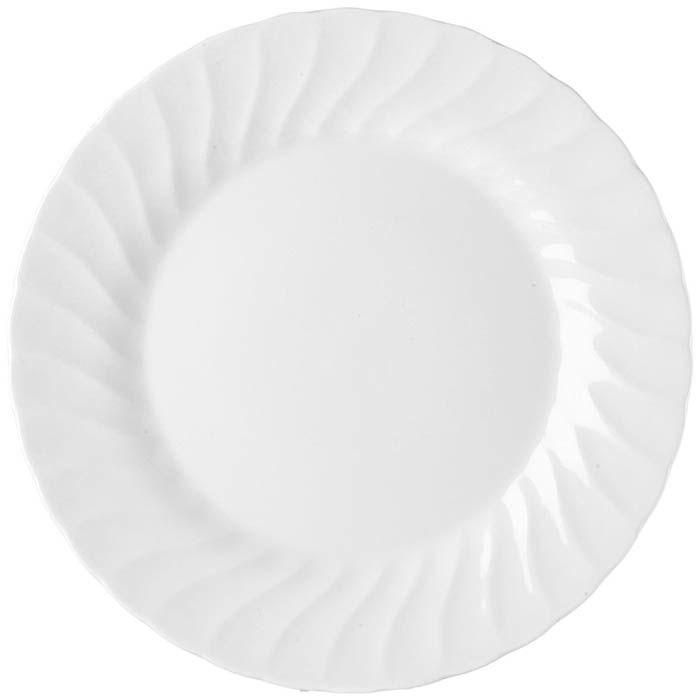 Тарелка Churchill Chelsea White 17 см