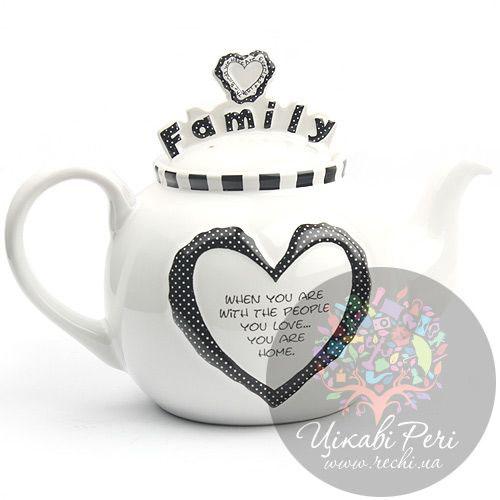 Чайник Enesco Семья