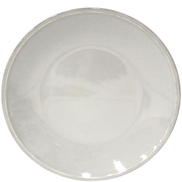 Набор из 6 тарелок Costa Nova Friso серого цвета 28см