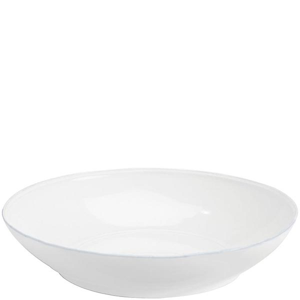 Салатник Costa Nova Friso белого цвета 2.9л