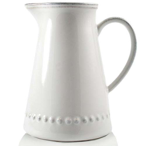 Кувшин-питчер белый Costa Nova Pearl 1.7л